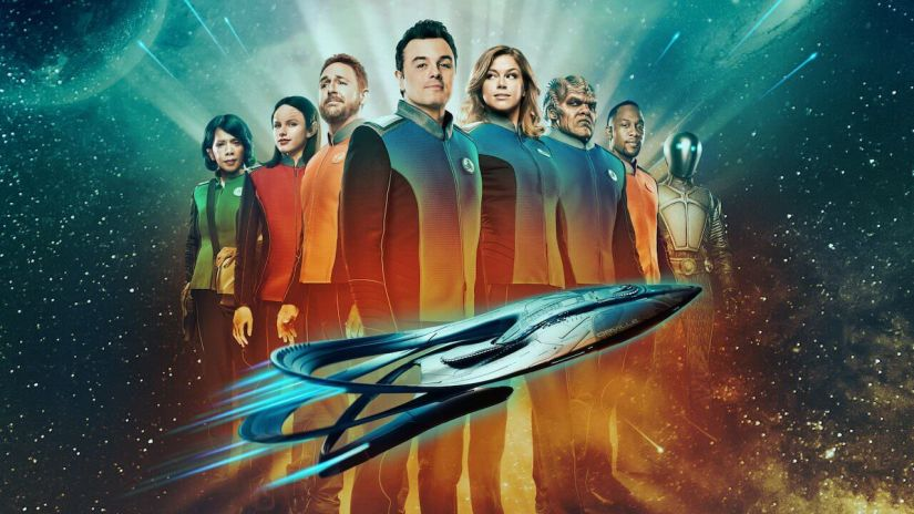 What's Up with TheOrville?