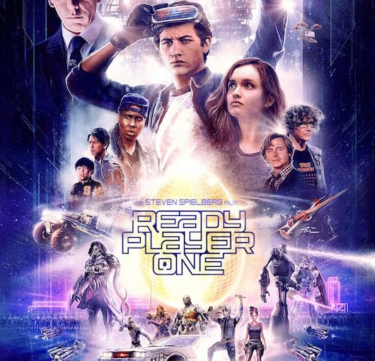 Ready Player One Proves Spielberg Still Has a Trick or Two Up His Sleeve