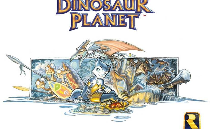Something Left Unsaid: The Story of Rare's Dinosaur Planet