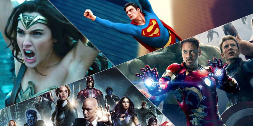 Are Superhero Movies About toCrash?